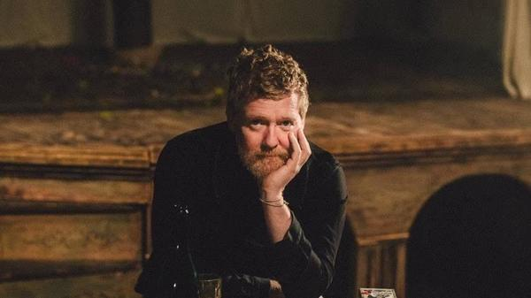 Glen Hansard's new album, <em>Between Two Shores</em>, comes out Jan. 19.