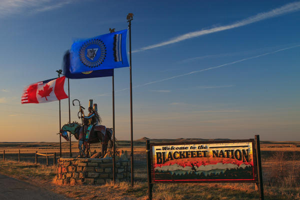 The Bureau of Indian Affairs has abruptly ended funding for the tribe's range rider program, according to Barnes.