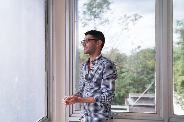 Sandeep Nanwani is a 26-year- old doctor from Indonesia and a candidate for a master's in global health delivery at Harvard University.