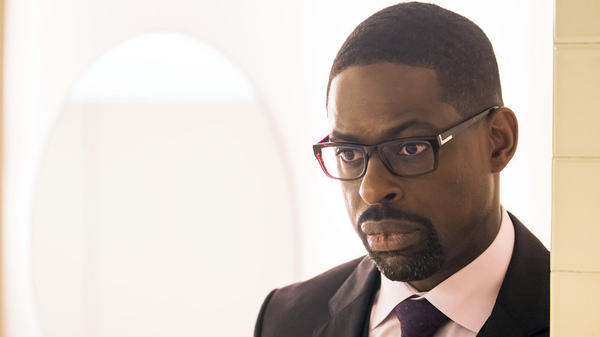 Randall Pearson (Sterling K. Brown) in <em>This Is Us.</em>