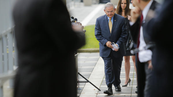 Defense attorneys say the prosecution has presented a twisted picture of the friendship between Sen. Robert Menendez and a Florida eye doctor.