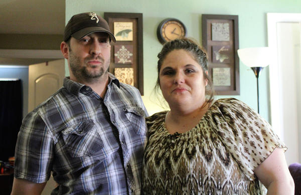 David and Tara Fritz of Kansas City, Kansas, received family preservation services through KVC Health Systems, which has the foster care contract for eastern Kansas. Kansas privatized its foster care system in 1997 after a lawsuit revealed problems.