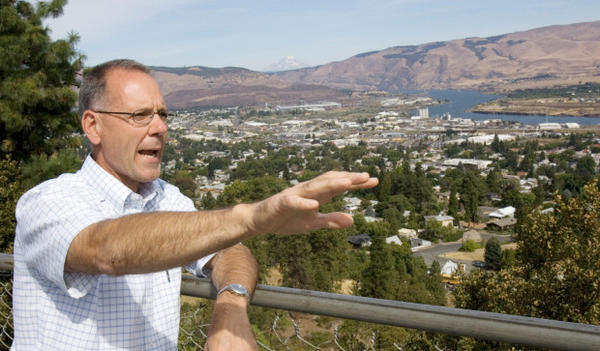 "<p>Rep. <a href=""https://www.oregonlegislature.gov/huffman"" target=""_blank"">John Huffman</a>, R-The Dalles, said Thursday he's in the running to be the head of rural development in Oregon for the U.S. Department of Agriculture.</p>"
