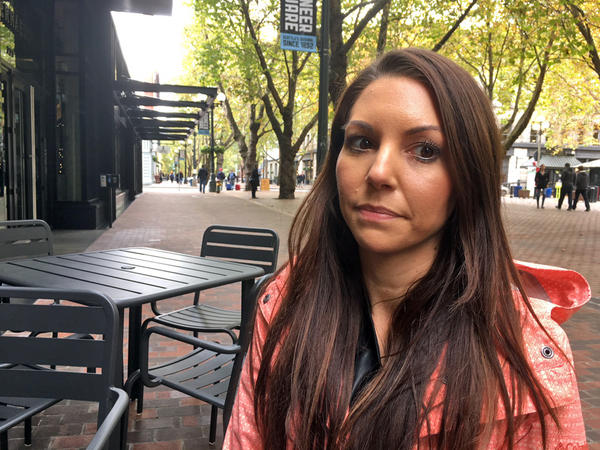 Samantha Kersul is one of more than 170 women who have signed a letter to Washington state's legislative leadership urging action to address sexual harassment at the Capitol. Kersul says she was forcibly kissed by a state lawmaker in 2009.