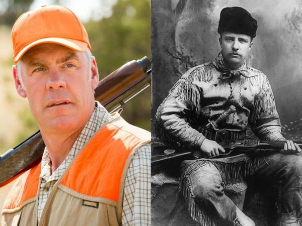 <p>Interior Secretary Ryan Zinke often speaks about wanting to manage the Interior Department in the Theodore Roosevelt tradition.</p>