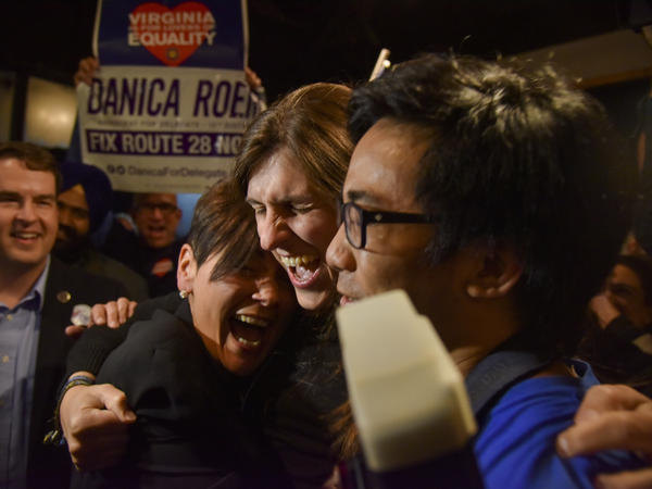 Danica Roem is among the many candidates who won historic elections Tuesday.