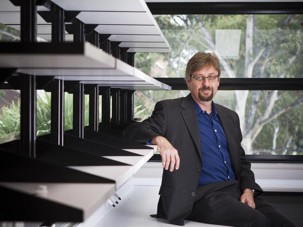 Scott O'Neill wants to rid the world of dengue fever by infecting mosquitoes with bacteria so they can't carry the virus that causes the disease.