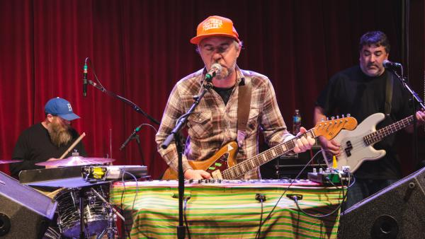 Grandaddy performs at World Cafe Live in Philadelphia, which was recorded for this World Cafe session.
