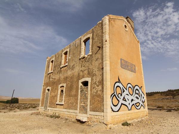 eL Seed: <em>Lost Walls</em> (Jerissa, Tunisia)