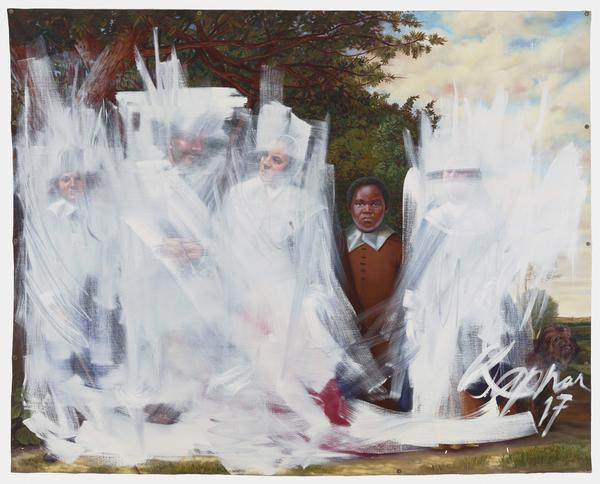 Titus Kaphar: <em>Shifting The Gaze</em>