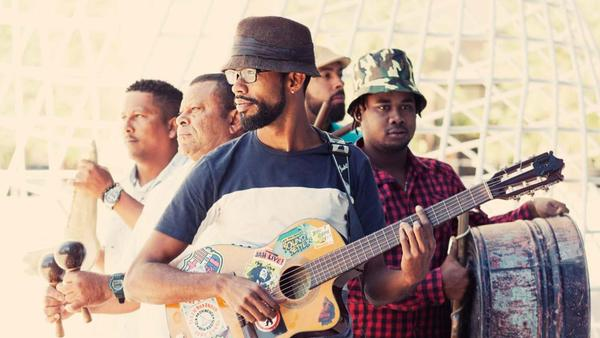 Elkin Robinson, who hails from a Caribbean island governed by Colombia, was a highlight of WOMEX 2017.