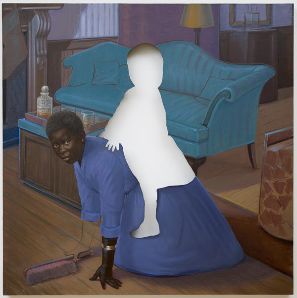 Titus Kaphar: <em>Space To Forget</em>