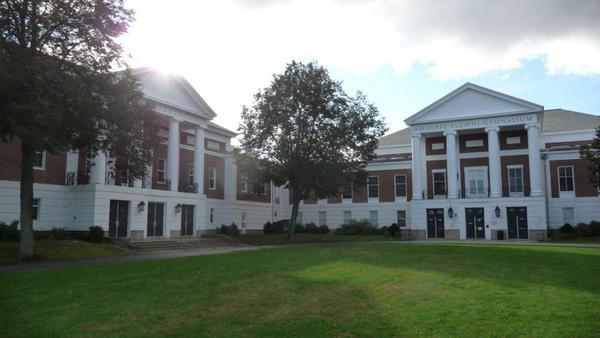 Amherst College (David Brooks/Flickr)