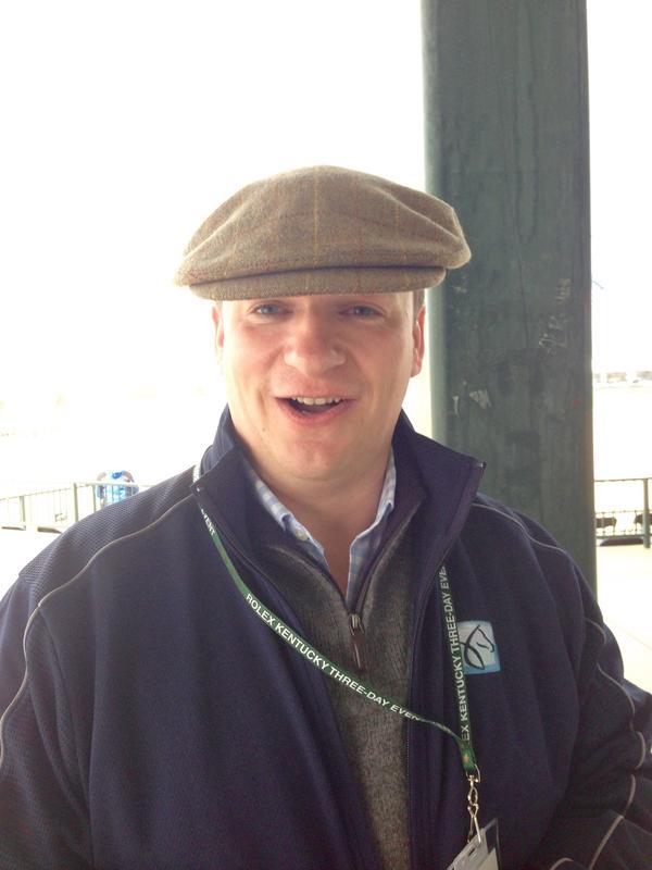 Commentator John Kyle