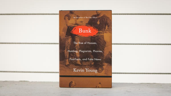 <em>Bunk </em>is the new book by Kevin Young.
