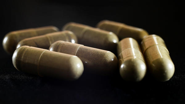 The herbal supplement kratom is marketed as a treatment for a wide variety of health problems.