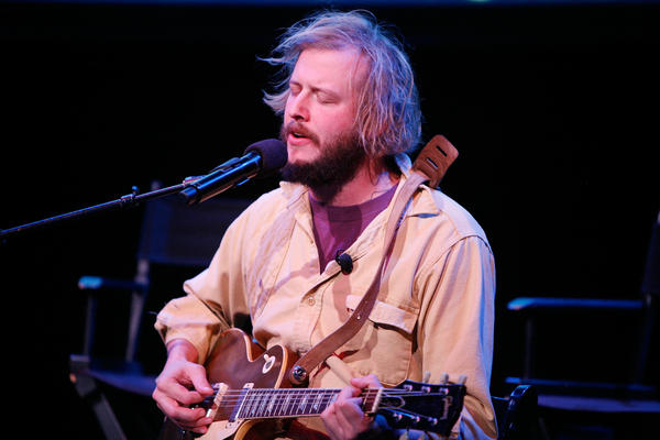 Justin Vernon of Bon Iver performs at <em>The New Yorker</em> Festival on Oct. 17, 2009 in New York City.