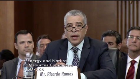PREPA executive director Ricardo Ramos testified about the now-cancelled contract with Whitefish Energy in front of the U.S. Committee on Energy and Natural Resources.
