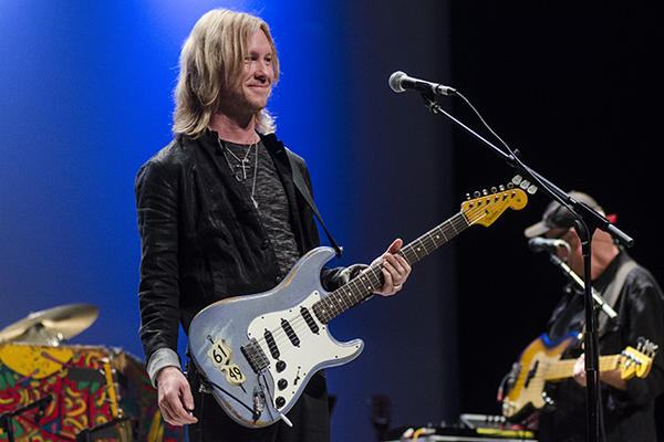 Kenny Wayne Shepherd Band performs on this week's episode of Mountain Stage.