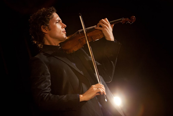 Tim Fain puts his own spin on classical violin.