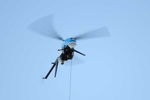 The FAA has approved AT&T's Flying COW — a drone outfitted with LTE radios and antennas — to provide temporary voice, data, and Internet service in Puerto Rico.