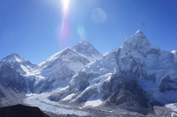 <p>Mount Everest.</p>