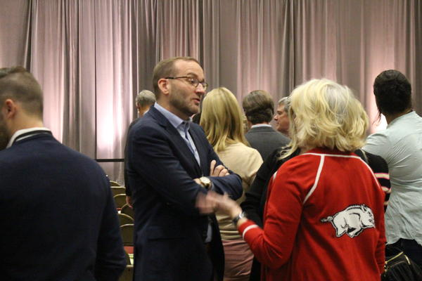Human Rights Campaign President Chad Griffin