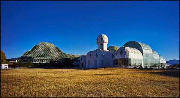 <p>Biosphere 2</p>