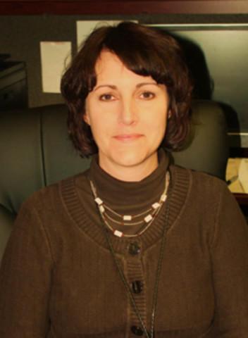 <p>Chemawa Superintendent Laura Braucher</p>
