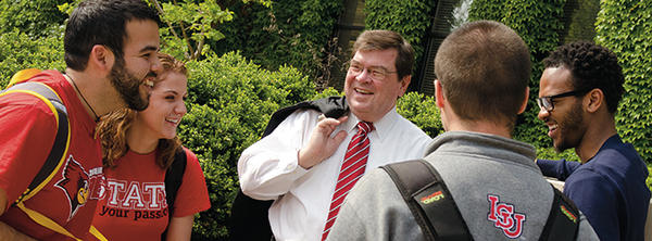 New Illinois State President Larry Dietz