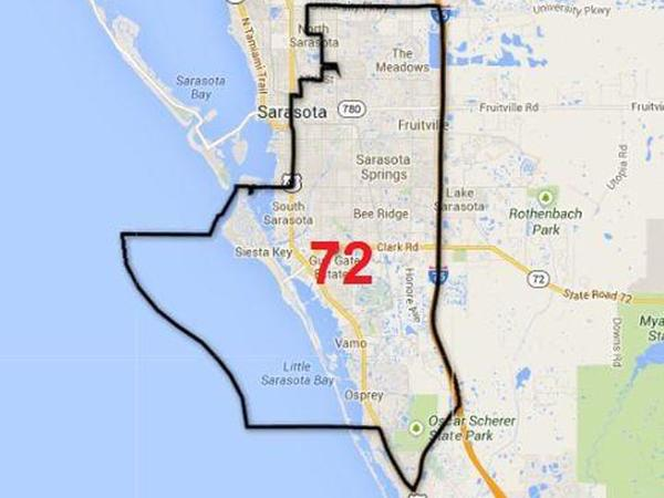 Florida House District 72
