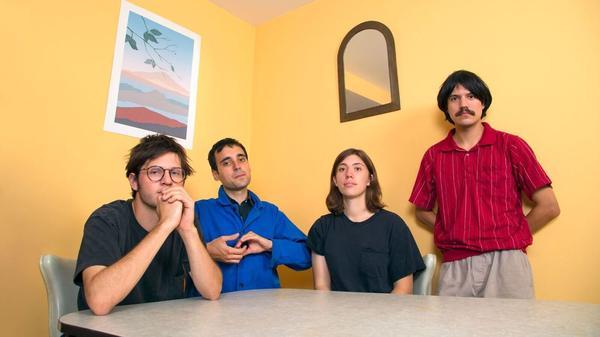 Palm's new album, <em>Rock Island</em>, comes out Feb. 9.