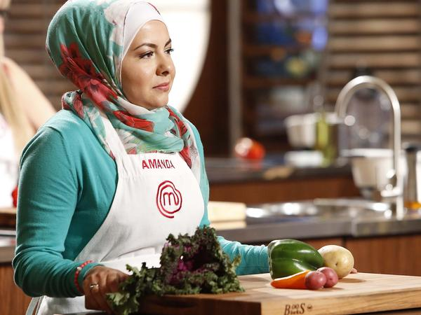 Amanda Saab cracked jokes, showed her creative side and even cooked bacon (which she didn't eat) during her time as a contestant on <em>MasterChef</em>.