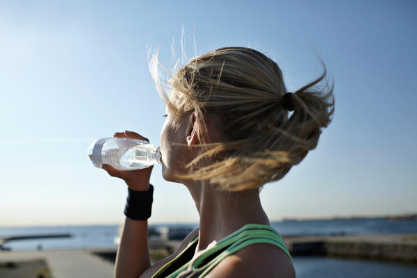A new study finds people who are well-hydrated have lower body weights and lower odds of obesity.