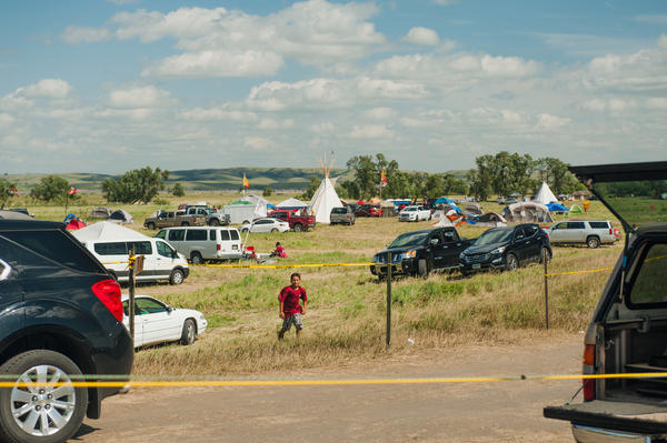 More than 1,000 people, most of them Native Americans, have gathered at two prayer camps along the Cannonball River near its confluence with the Missouri in North Dakota to protest the Dakota Access Pipeline.
