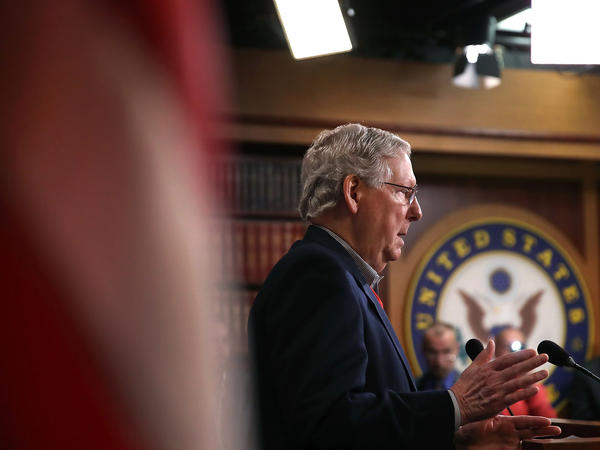 "Senate Republicans will move ""right after the first of the year"" on a resolution to replace the Affordable Care Act, Senate Majority Leader Mitch McConnell told reporters Monday."