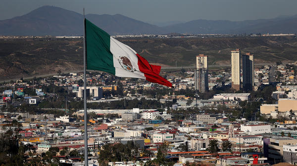 It's hard to find a place in Mexico more transformed by the North American Free Trade Agreement than Tijuana. The border city has exploded in growth since the trade pact was signed in 1993.