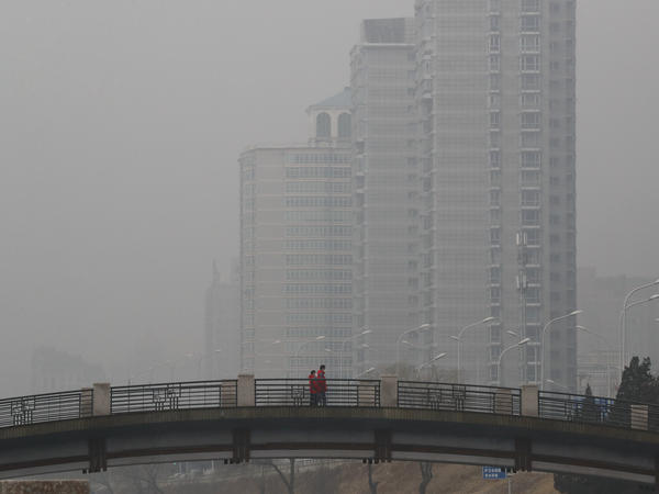 Pollution has driven some families to leave Beijing. A group of Chinese lawyers is suing the governments of Beijing and its surrounding areas for not doing enough to get rid of the smog.
