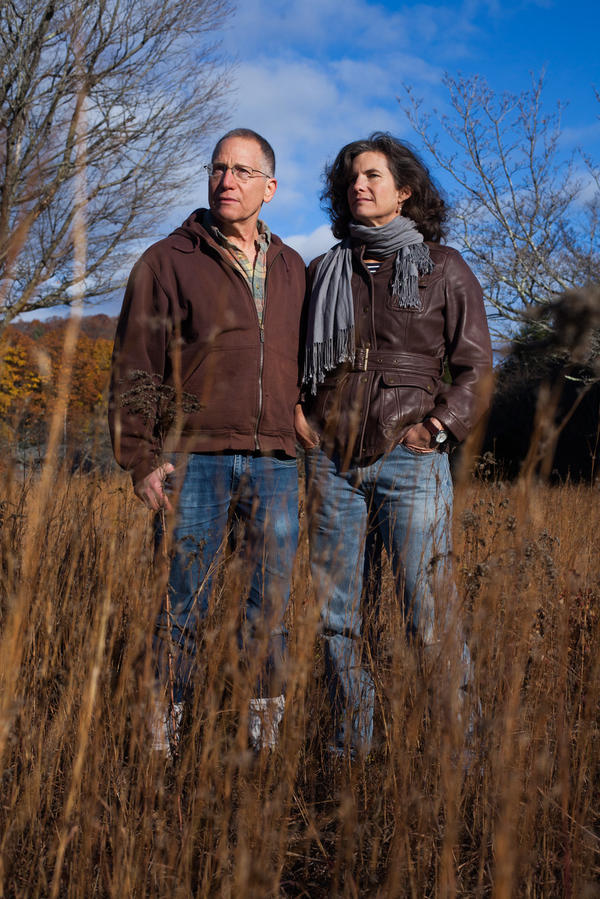 Rick Ostfeld and Felicia Keesing have been studying Lyme disease and ways to stop it for more than 20 years. The couple has come up with a way to predict how bad a Lyme season will be a full year in advance.