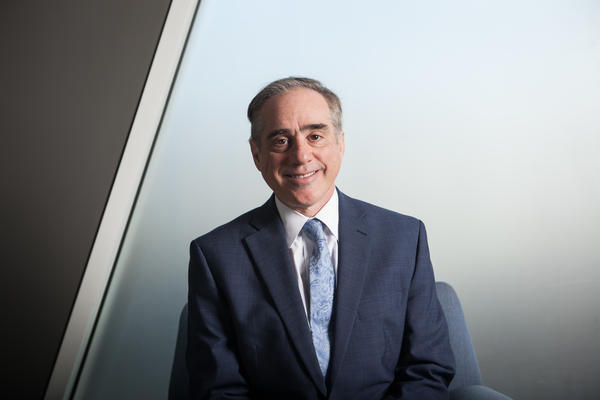 Secretary of Veterans Affairs David Shulkin is working with Congress to renew the Veterans Choice program, which allows some veterans to get medical care outside the VA system, and provides money for medical staff.