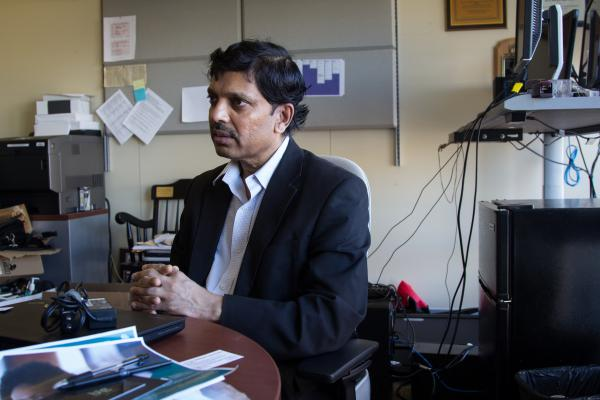 Professor Raj Rajkumar of Carnegie Mellon's College of Engineering believes that Uber's presence in Pittsburgh helps the city keep its graduates in the area.