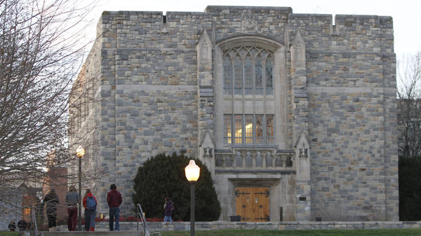 Norris Hall was one of the sites of the 2007 Virginia Tech shootings in Blacksburg, Va.