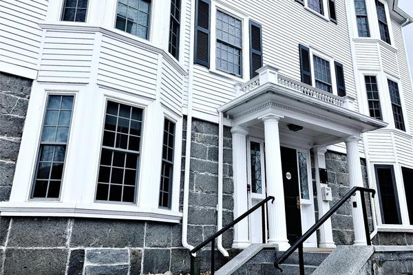 Williams House at Phillips Exeter Academy in New Hampshire will become an all-gender dorm.