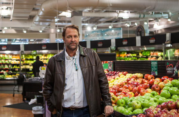 Author Michael Ruhlman says U.S. grocery stores represent extraordinary luxury that most Americans don't even think about.