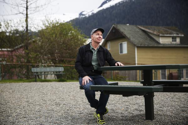 Longtime Ketchikan resident Eric Collins used to work on tugboats, bringing supplies to the logging camps and the Ketchikan pulp mill. Now, he's a cruise ship pilot, steering giant tour vessels into Ketchikan.