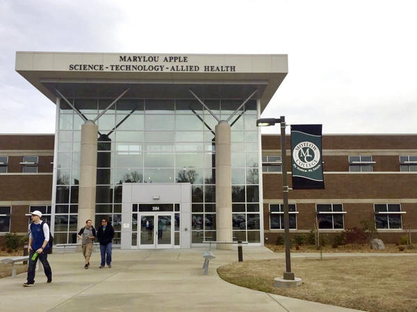 Motlow State Community College's Smyrna campus is one of the school's four locations.