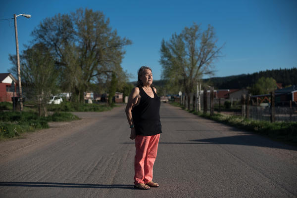 "Diana McLean says coal would be good for the North Cheyenne Tribe. ""We've been in the same situation for the last 50 years. And it hasn't changed. It hasn't improved."""