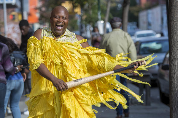 In the third season of <em>Unbreakable Kimmy Schmidt</em>, Titus Andromedon (Tituss Burgess) gets through heartbreak by making his own version of Beyonce's <em>Lemonade.</em>