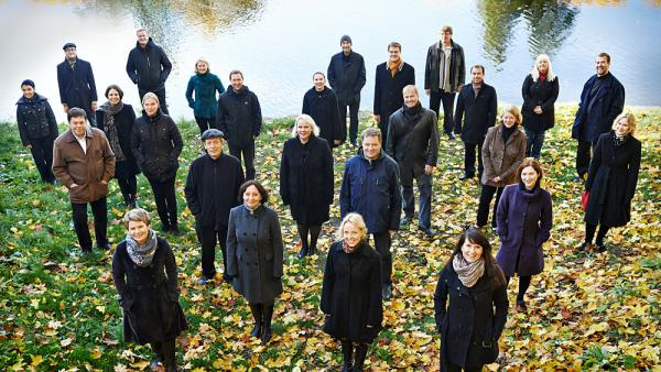 The Grammy-winning Estonian Philharmonic Chamber Choir's new album is devoted to music by compatriot Tõnu Kõrvits.