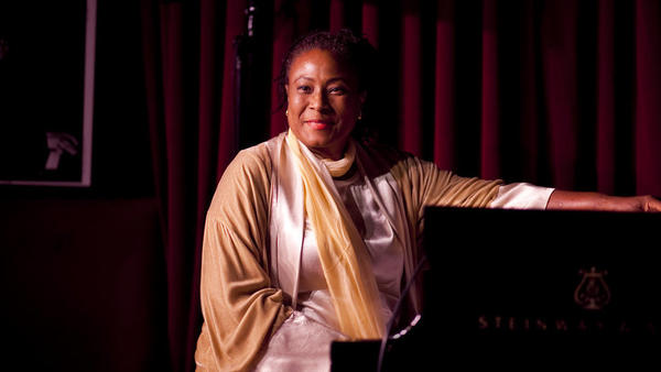Geri Allen at the Village Vanguard in 2011.